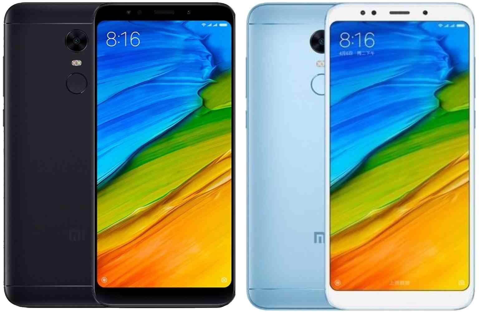 Xiaomi Redmi 5 Plus 4/64 Black