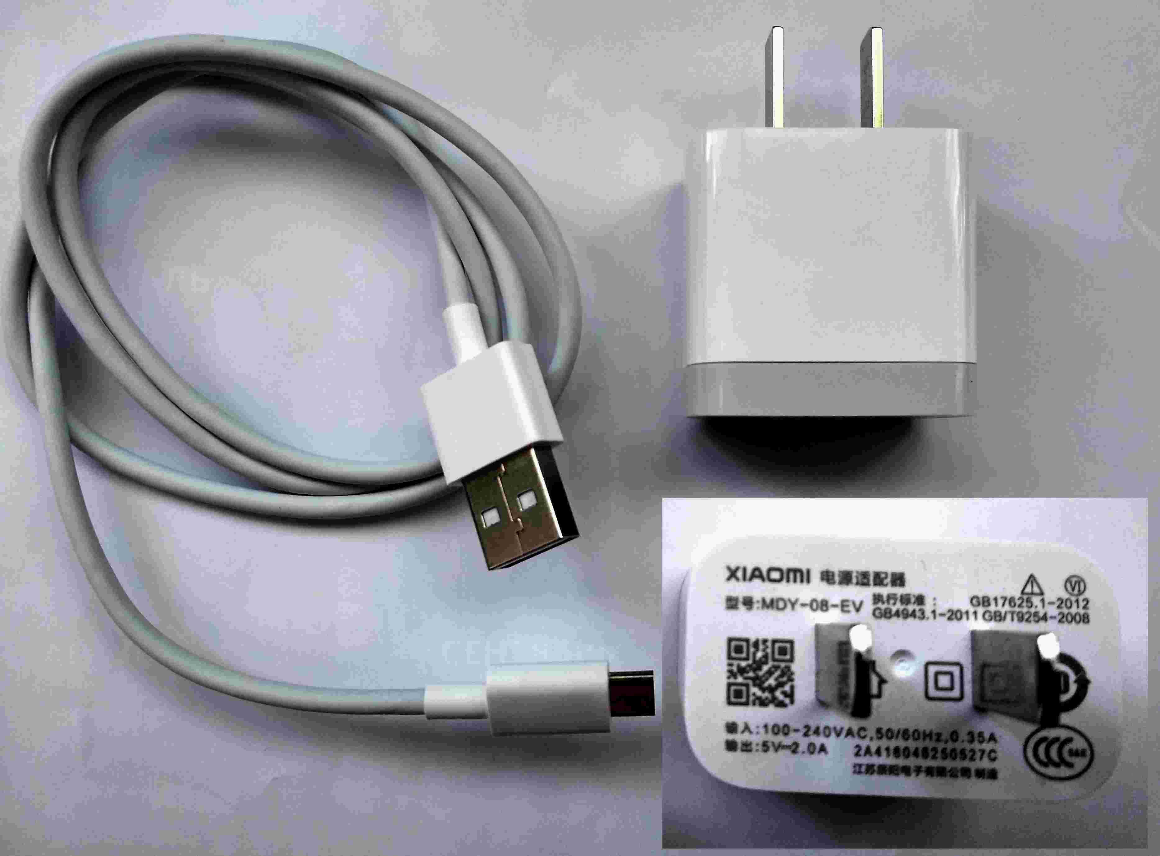 зарядное для Xiaomi Redmi 5 Plus